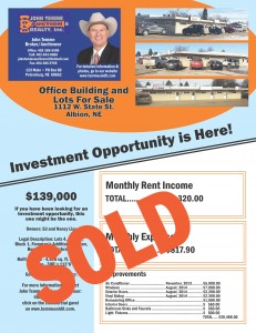 SOLD John Temme Realty Commercial Property 1112 W State St flyer website